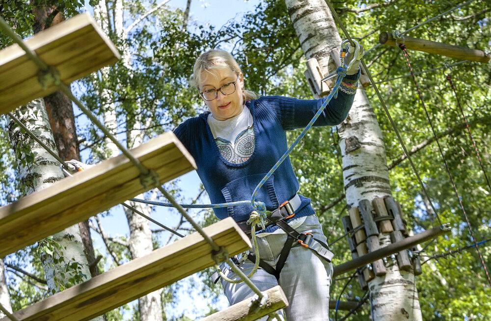 EKSPERIMENT: kuidas võita hirm kõrguste ees?