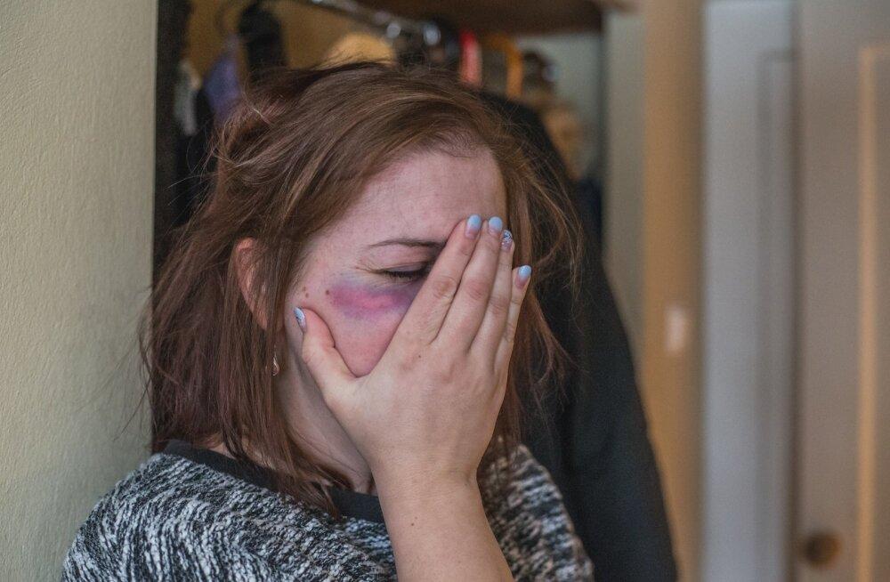 Kahjuks toob pühadeaeg paljudesse kodudesse tülid ja vägivalla. Üldjuhul kannatavad naised.