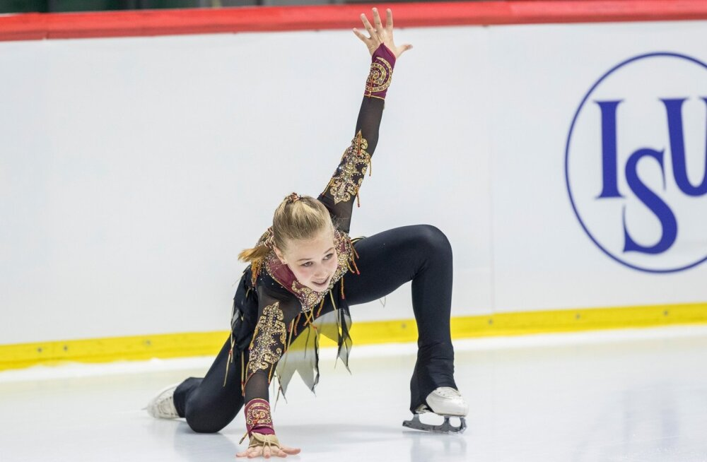 Iluuisutamine Tallinn Cup 2016