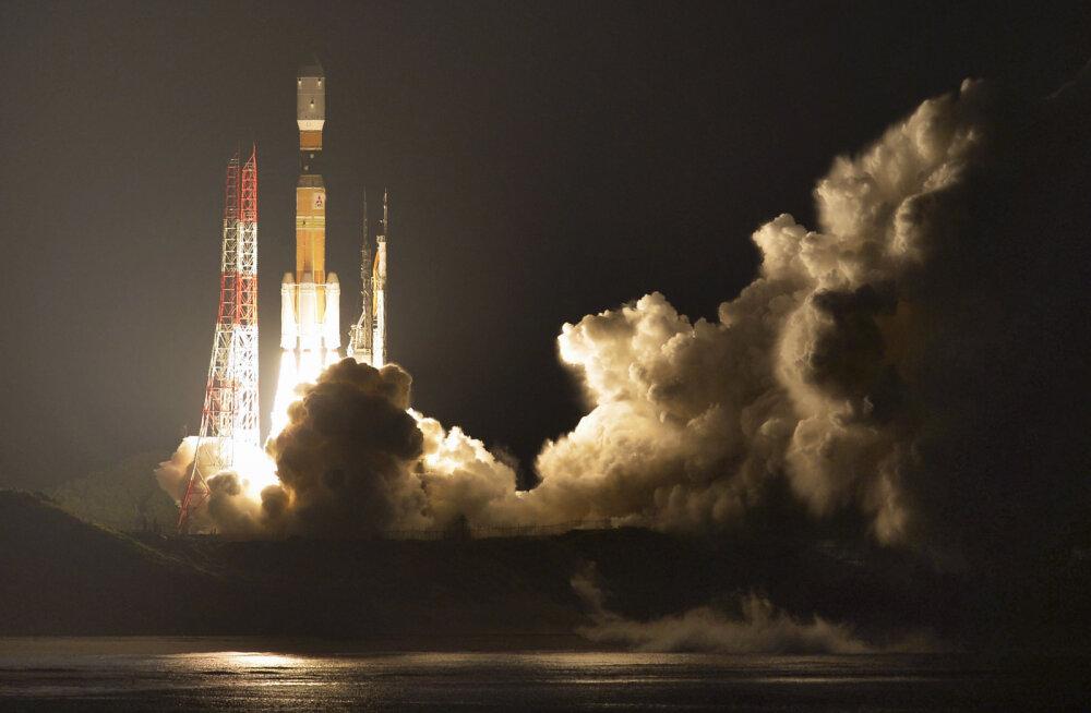 Jaapanlaste kosmosetoonekurg ei saanud Maa ümbruse kraamimisega hakkama