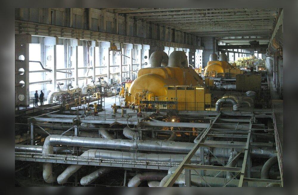 На Нарвских электростанциях работу потеряет 81 человек