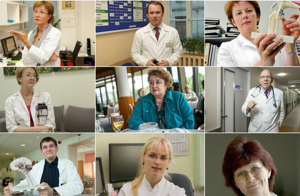 20 arsti, kes saavad Eesti ravimifirmadelt enim toetusi