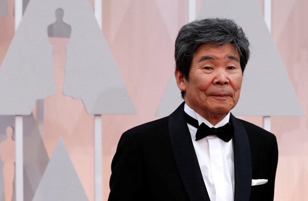Jaapani animelegend Isao Takahata suri 82-aastasena