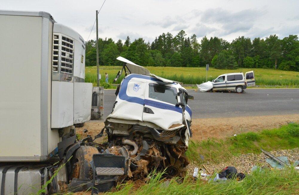 ТАБЛИЦА: ТОП-10 самых дорогих аварий с участием эстонских авто