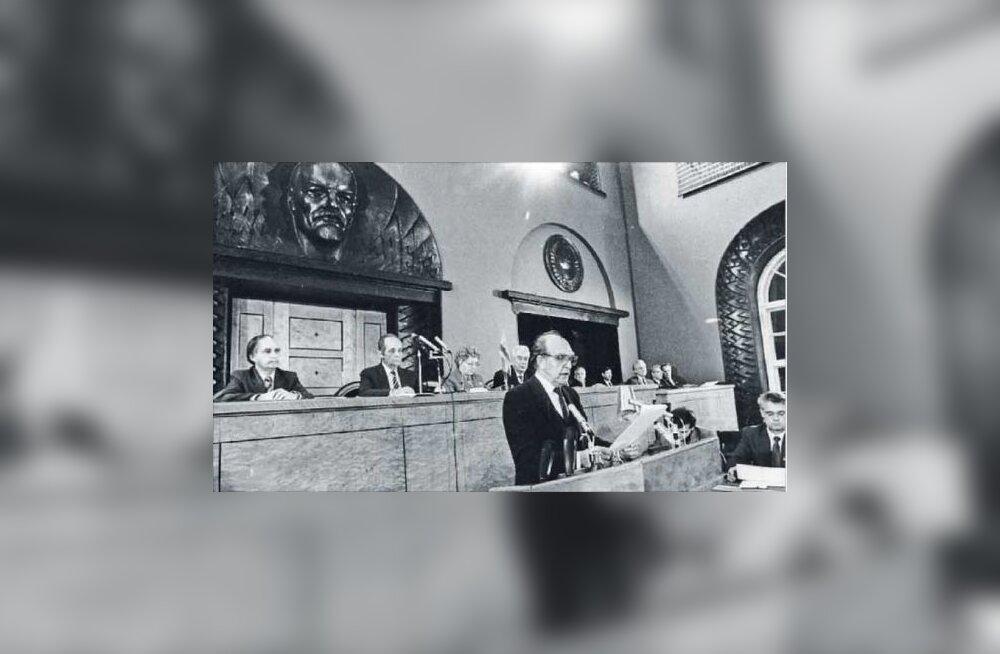 Arnold Green: Deklaratsioon sündis suurte pingutustega