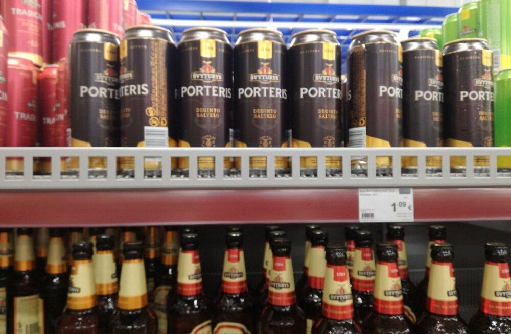 Õlle hind Leedus