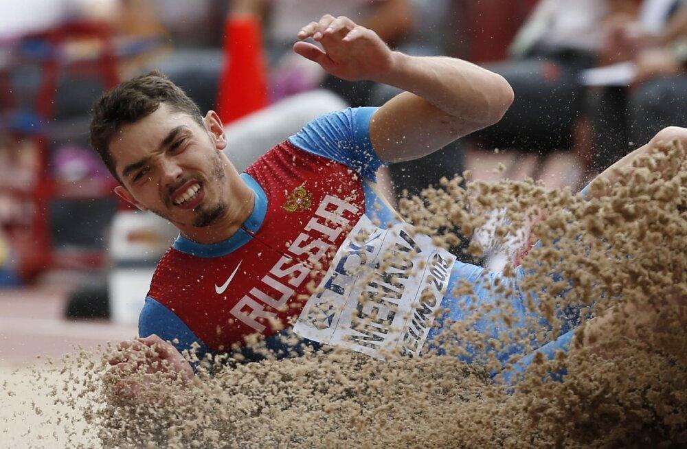Veel 16 Venemaa kergejõustiklast said IAAF-ilt võistlemiseks eriloa