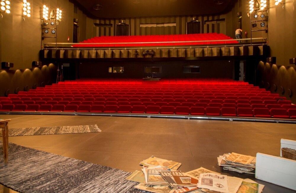 """Uuendused Pärnu teatris """"Endla"""""""