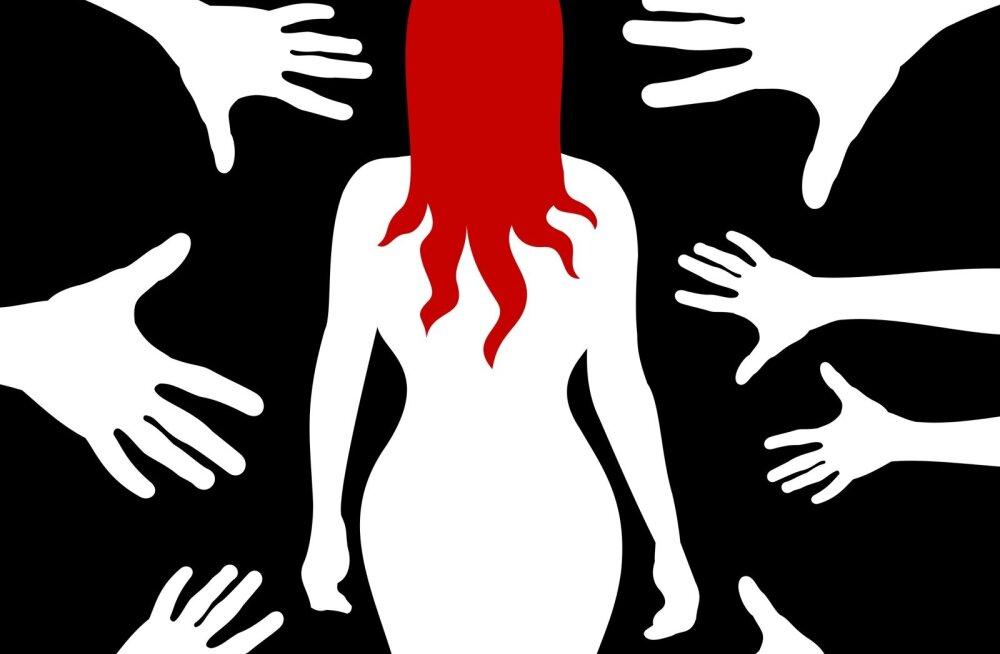 Ranged võimusuhted ei lase seksuaalse ahistamise ohvritel Eestis suud lahti teha