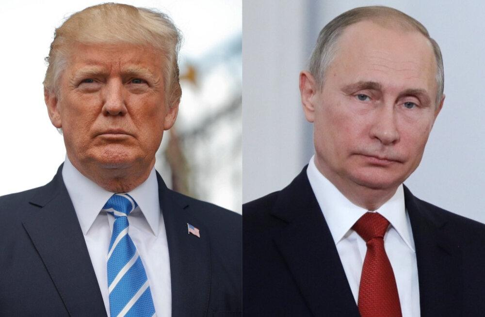 Urmas Paet: Trumpi välispoliitilise tegutsemisvalikute peamine määratleja USA ärihuvid ja nende kaitse