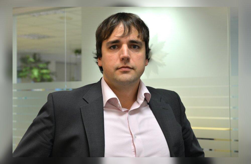 Svea Finance'i tegevjuht Eric Puulmann