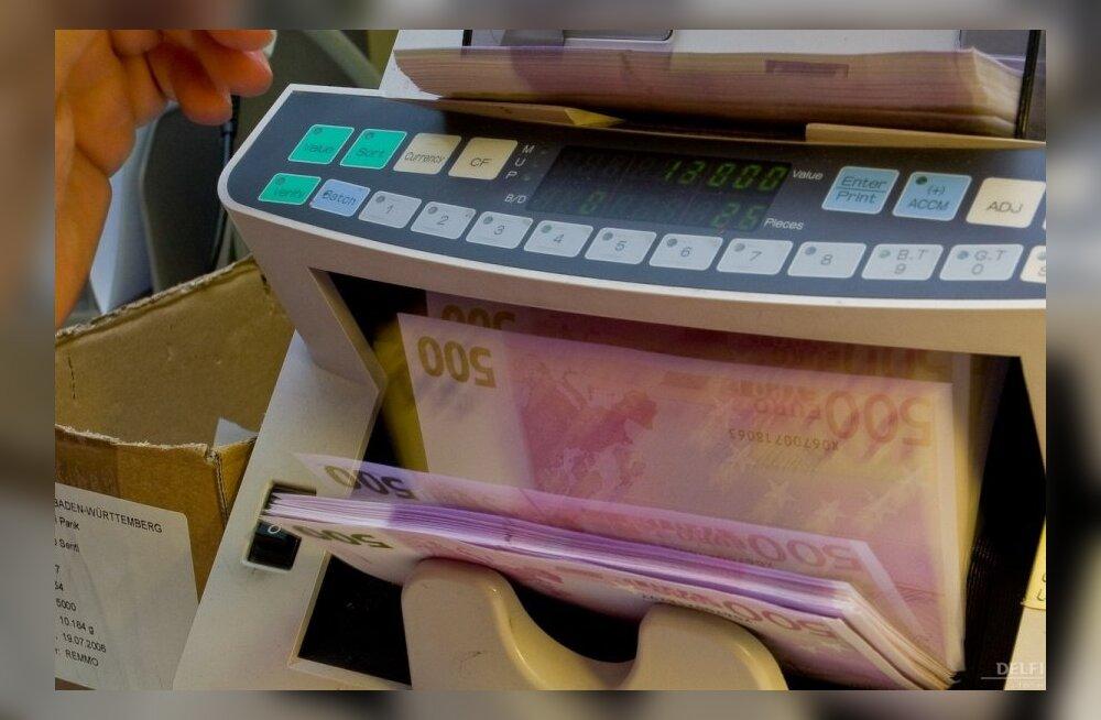Kus elavad Eesti aktiivseimad laenajad ning mille jaoks raha kulub?