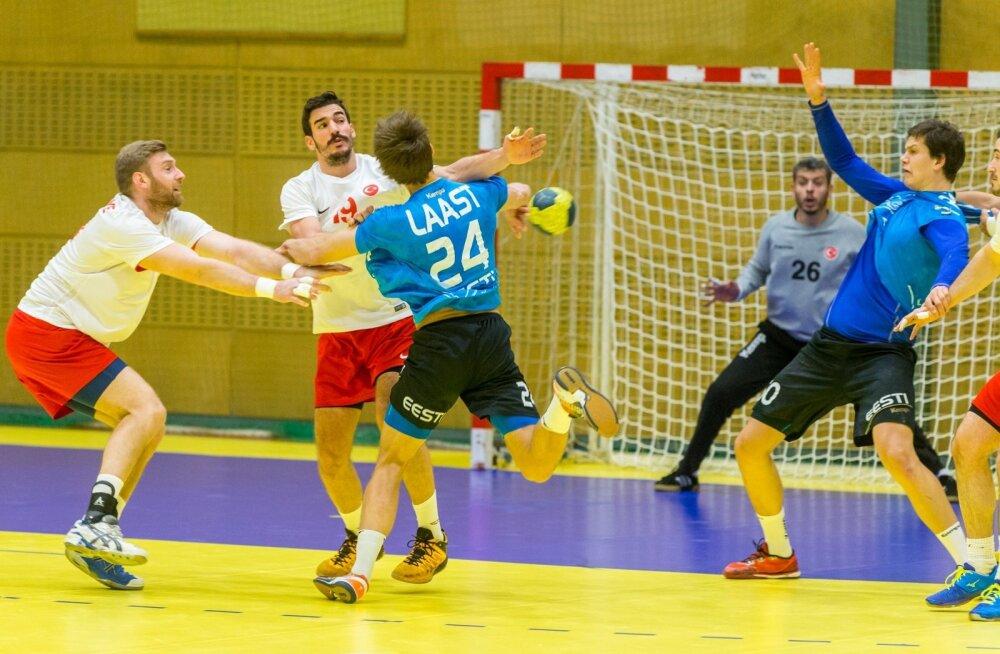 Eesti-Türgi käsipall