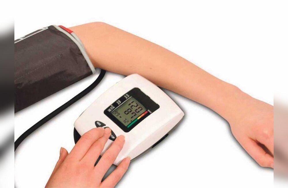 ÜKS KÜSIMUS: Kuidas õigesti vererõhku mõõta?