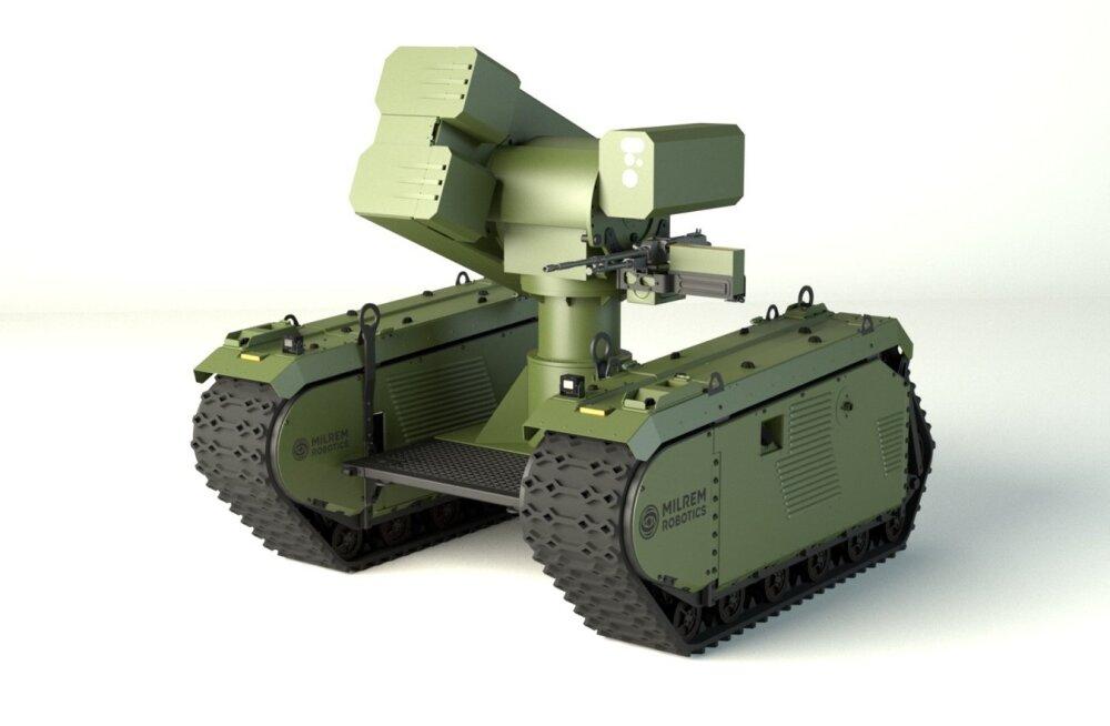 Milrem Robotics MMP