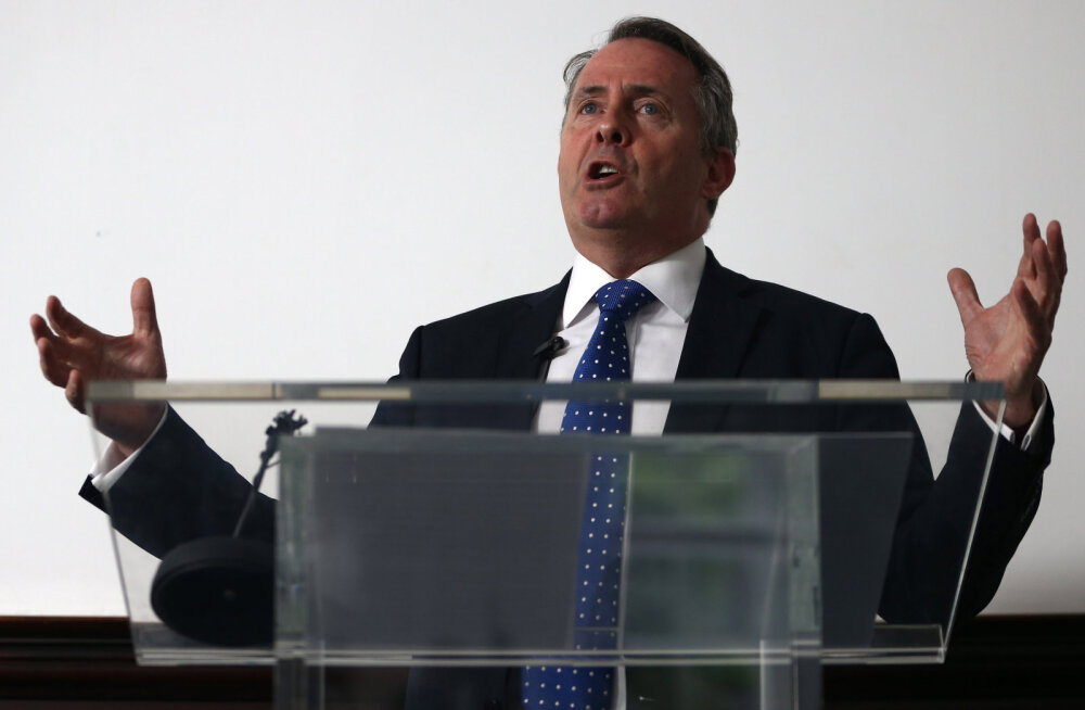 Brexiti minister: britid on läinud laisaks ja paksuks