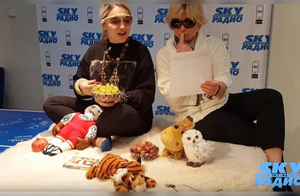 Угадай, что празднуют ведущие утреннего шоу ЗапуSKY! Дина Голубева и Наталья Минаева?