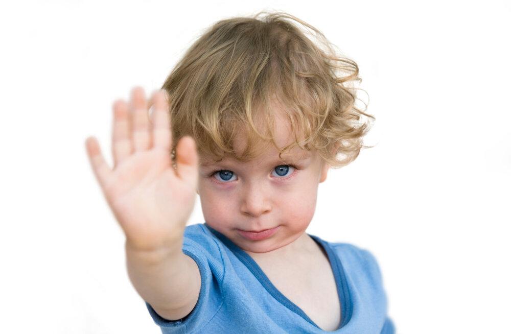 Mille poolest erineb hüperaktiivne laps lihtsalt aktiivsest lapsest