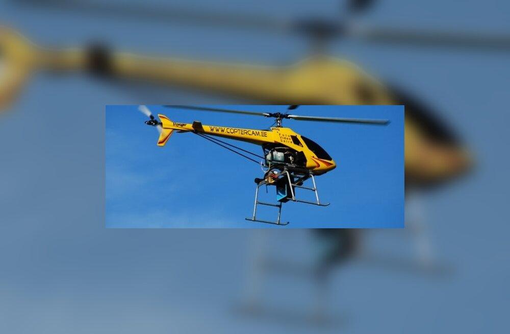 Coptercam: Eesti mehitamata õhusõiduk