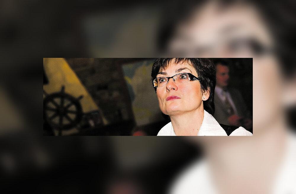 Katrin Saks kaotas volikogu aseesimehe koha