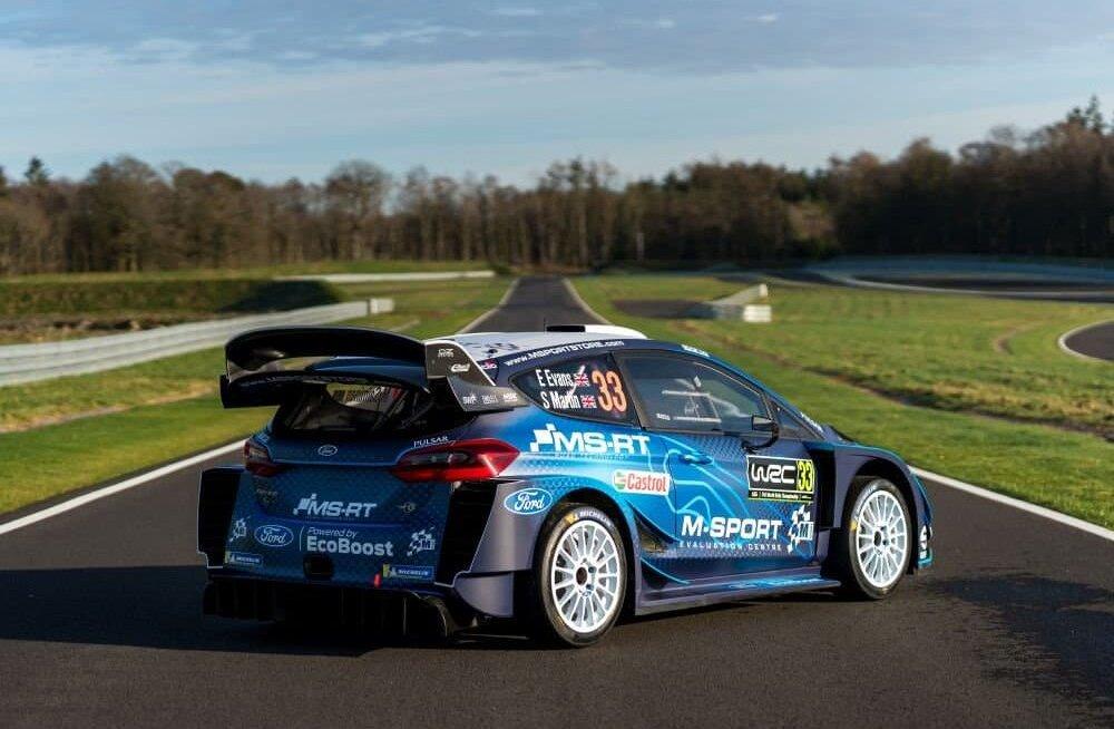 FOTO | M-Spordi meeskond näitas uue WRC hooaja masinat