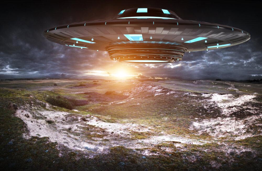 TOP 10 KÜLASTUSKOHTA: UFOde lemmikpaigad Eestis