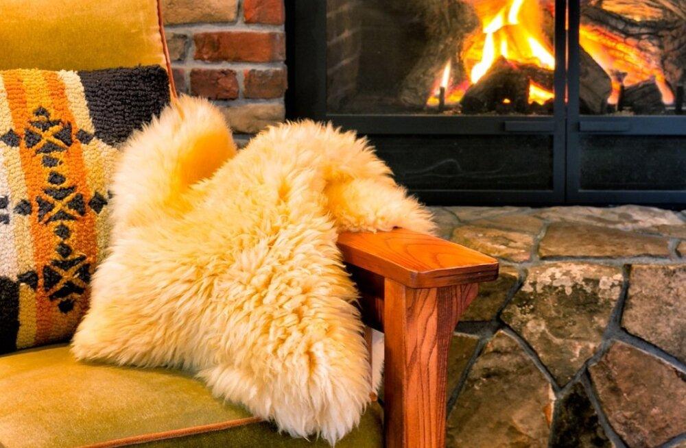 Puhastatud ja korras küttesüsteemidega möödub talv ohutult ja õdusalt.