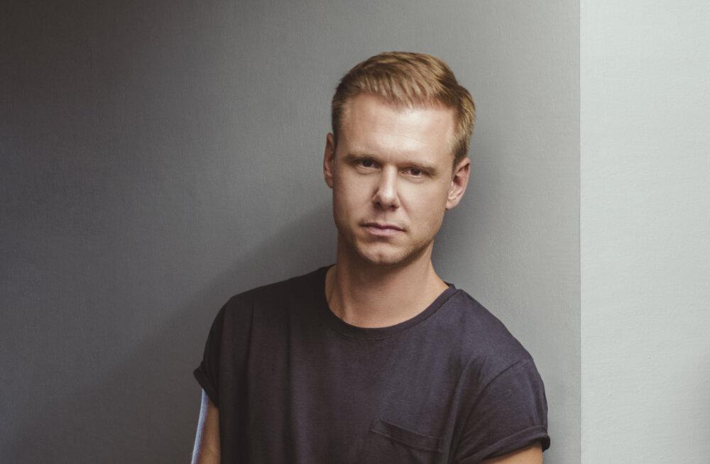 Armin van Buuren esineb Õllesummeril juba nädala pärast!