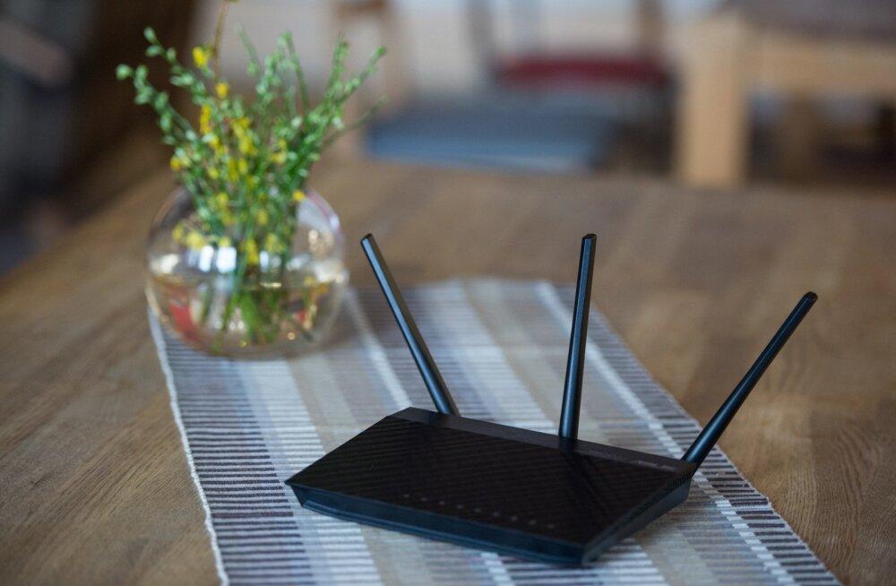 Wifi-ruuter Asus RT-N66U