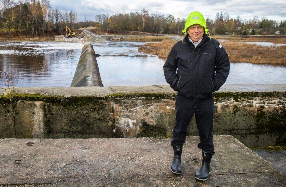 Keskkonnaminister Siim Kiisleri sõnul pole Eesti hüdroenergia mahud nii suured, et need mõjutaksid olulisel määral meie elektritootmist.