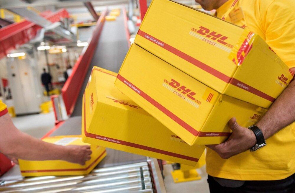 Saksamaal saadetakse DHL-ilt väljapressimiseks ohtlikke pakke