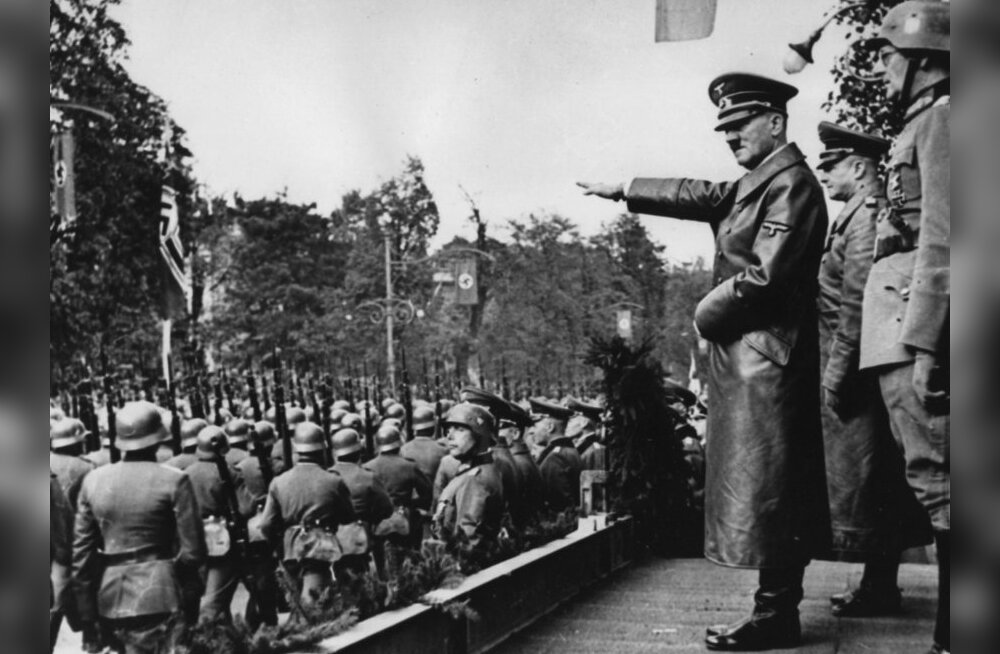 Avastati 1936. aasta Natsi-Saksamaa 3D-filmid