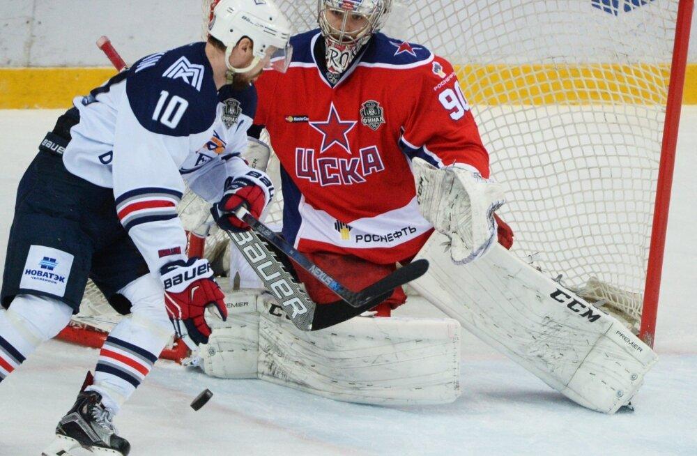 CSKA bs Metallurg