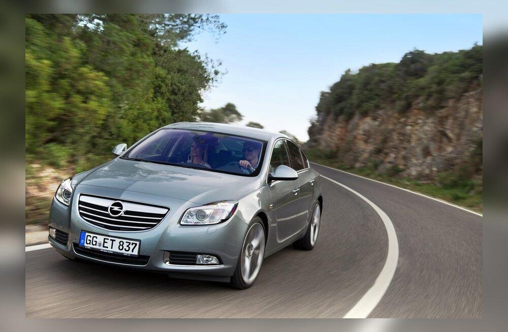 Ekspertid: GTÜ kasutatud autode raportis on Opel Insignia taas esikohal