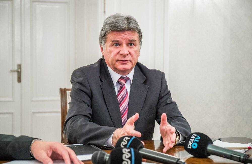 Venemaa suursaadik: Eestis on kunstlikult õhutatud Venemaa-vastane psühhoos