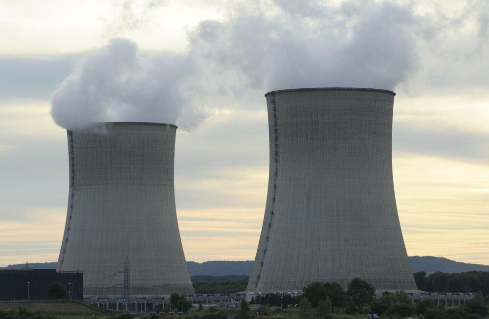 Oxfordi emeriitprofessor: tuumaenergia on parim kütus
