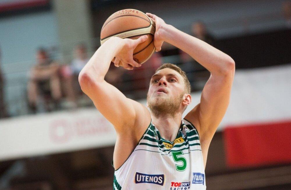 Siim-Sander Vene ja Kaunase Žalgiris tulid Leedu meistriks