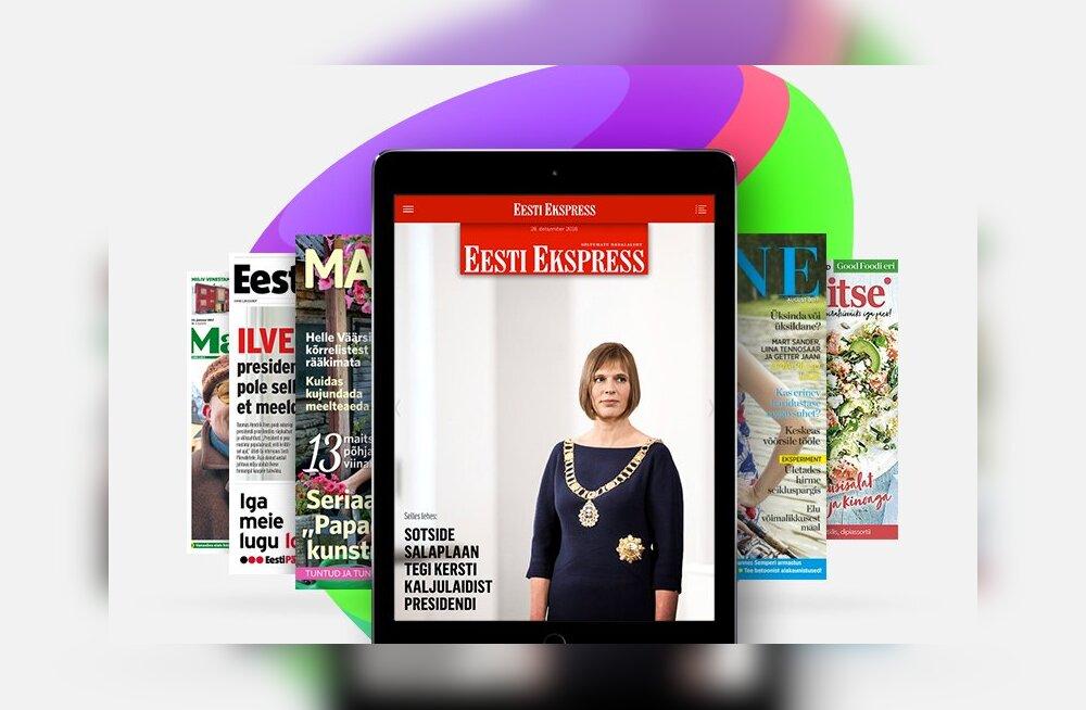 Telia uus digilahendus vähendab ajakirjade-ajalehtede tellimishinda mitmekordselt