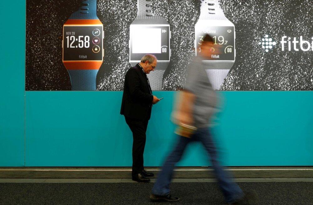 10 000 sammu soovitavad kõndida ka sammulugejate tootjad ise, näiteks Fitbit.