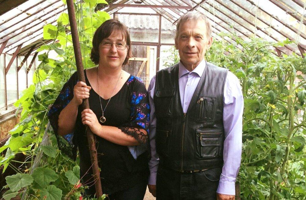 Kopsuvähki põdev 57aastane saarlane Ott on tõestus, et me saame aidata: abikaasa ütles, et järsku ma hakkasin naeratama ja ühel hetkel viskasin nalja