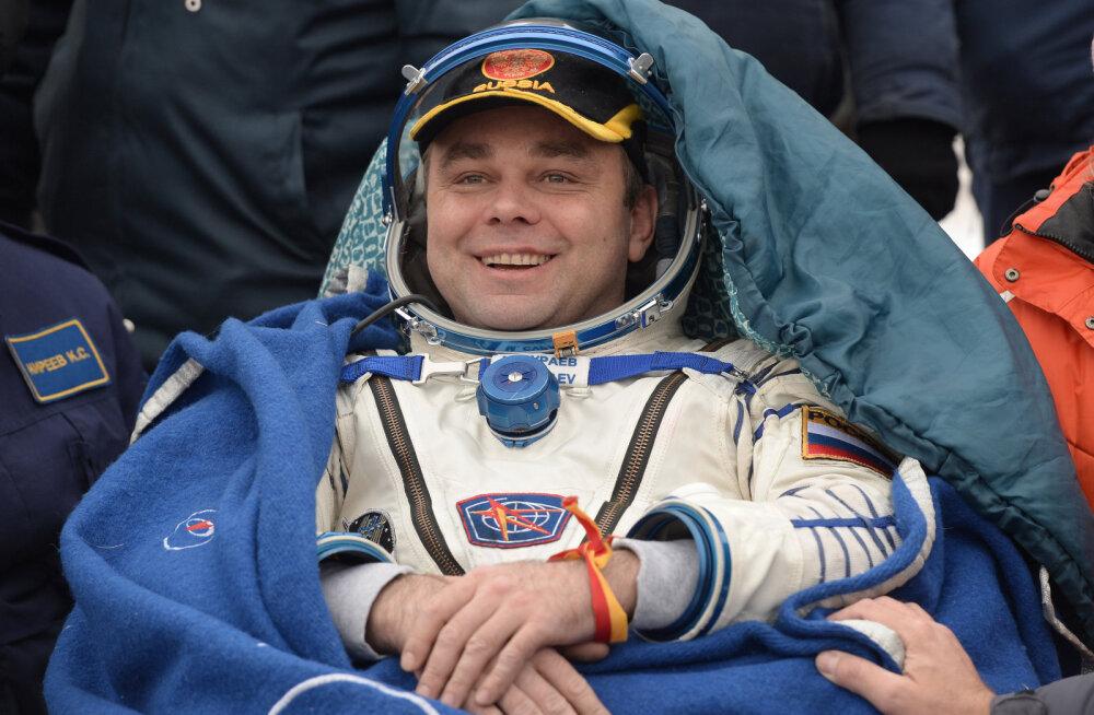 Vene duumasaadik ja endine kosmonaut: ISS-i võis augu puurida vaimselt ebastabiilne kosmonaut