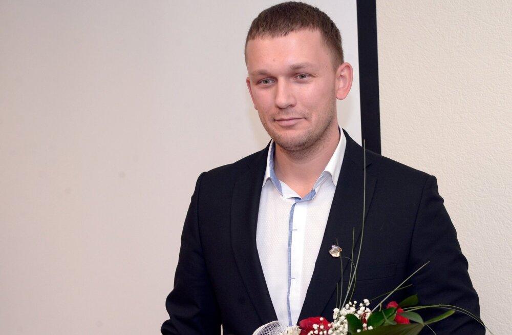 Narva-Joesuu linnapea valimine