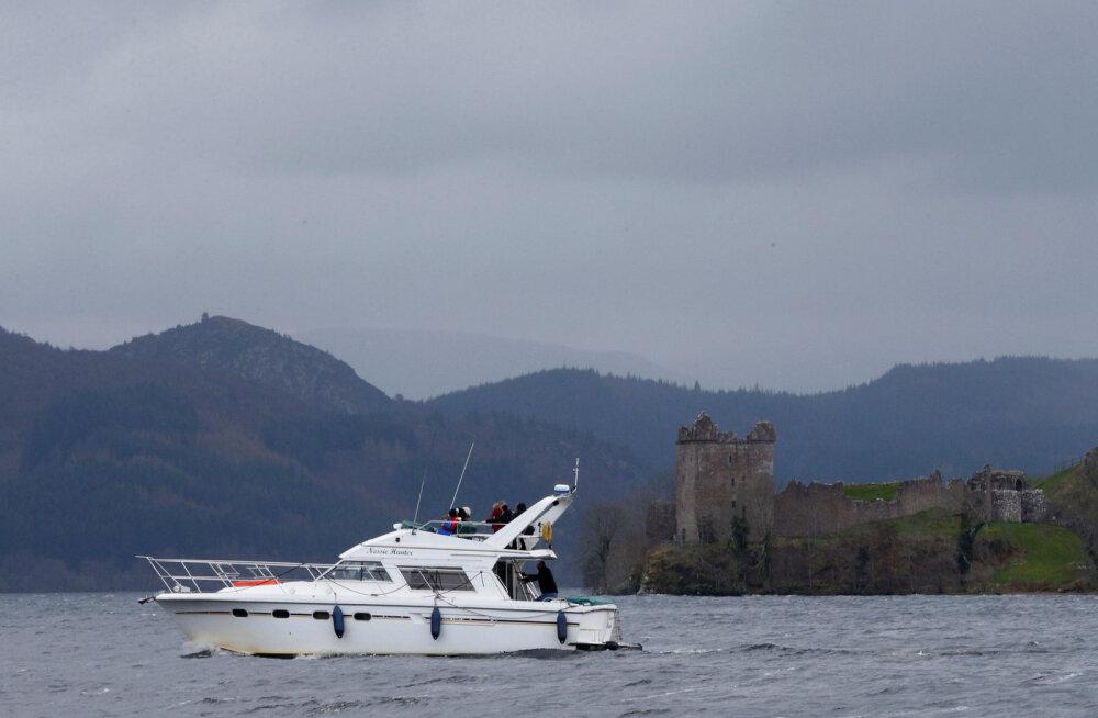 Rahvusvaheline teadusmeeskond hakkab juunis kuulsat Loch Nessi järve kammima