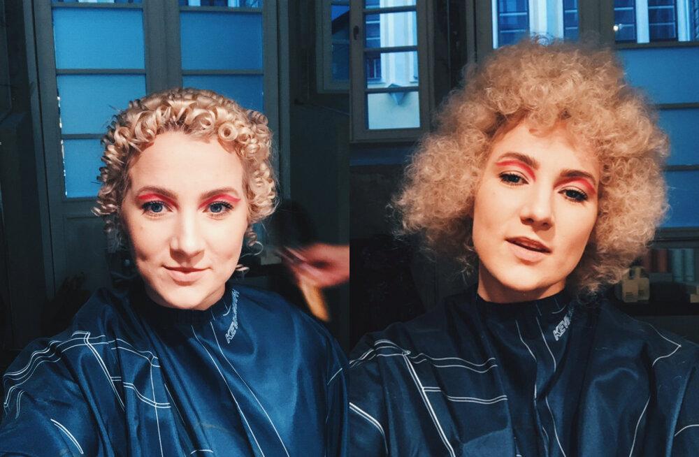 VIDEO | Tahad teada, kuidas Tuuli Ranna soeng muutus eilsel Tallinn Fashion Weekil tundmatuseni? Vaata kiirendatud videost vinget muutumismängu