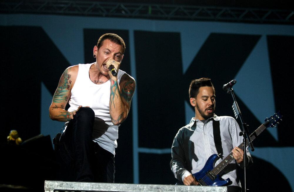 VIDEO | Linkin Park andis mõned tunnid enne Chester Benningtoni surma-uudist välja uue muusikavideo