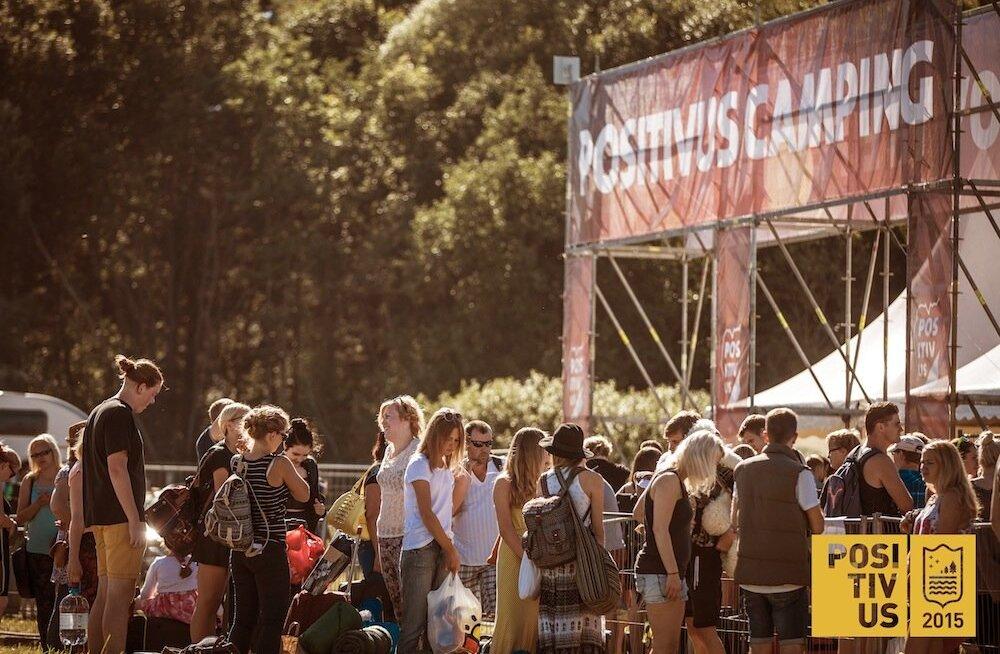 Positivuse korraldajate praktilised nõuanded festivalikülastajatele