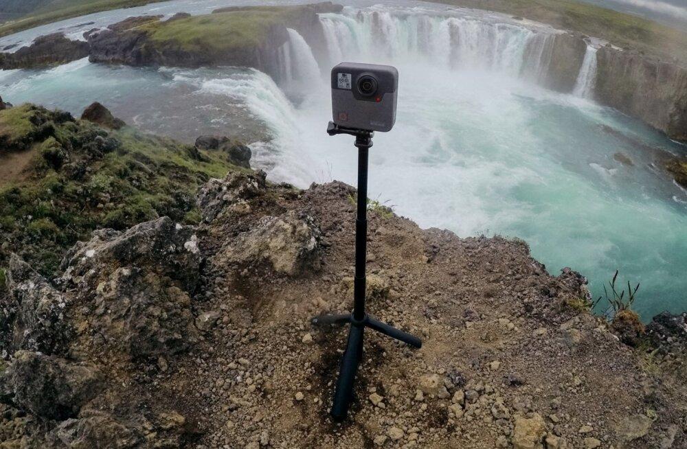 PIKK TEST   GoPro Fusion 360° kaamera pärast kaht ja poolt kuud kasutamist