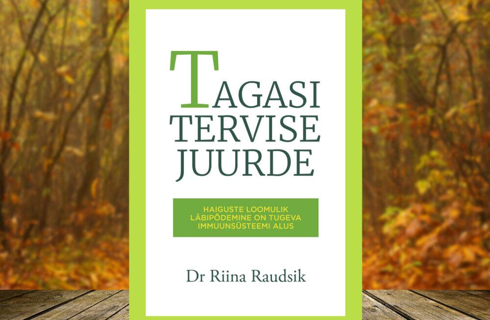 Alkeemia lugemisnurk | Riina Raudsik: inimestele on vaja õpetada, kuidas on võimalik terve olla