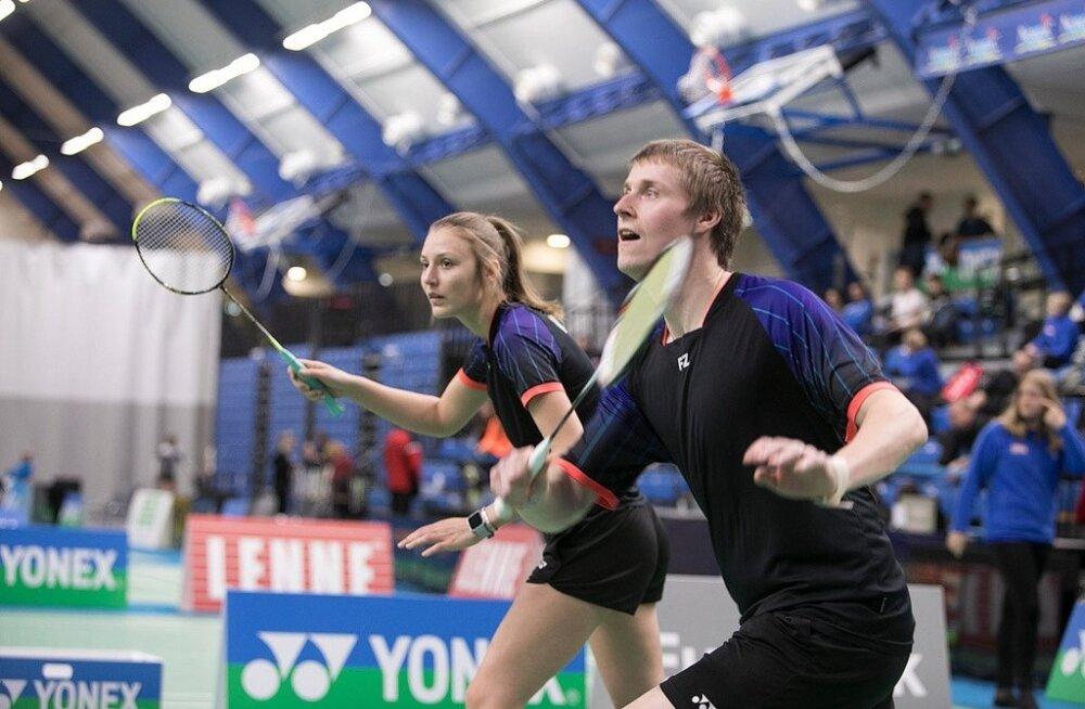 Kristjan Kaljurand ja Hannaliina Piho