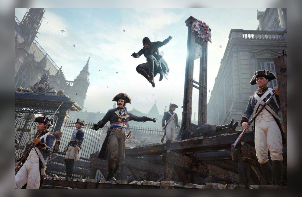 Level 1 mänguarvustus: Assassin's Creed Unity – kui Arno isaga Prantsusmaale jõudis...
